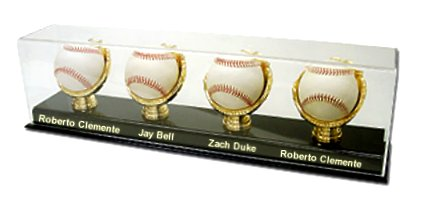 4 Ball Baseball Holder