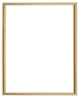 Gold Frame Holders for Plaques