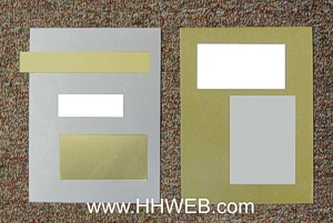 Blank Plates for Sublimation