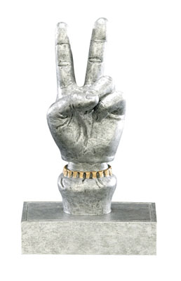 Bobble Hand Award