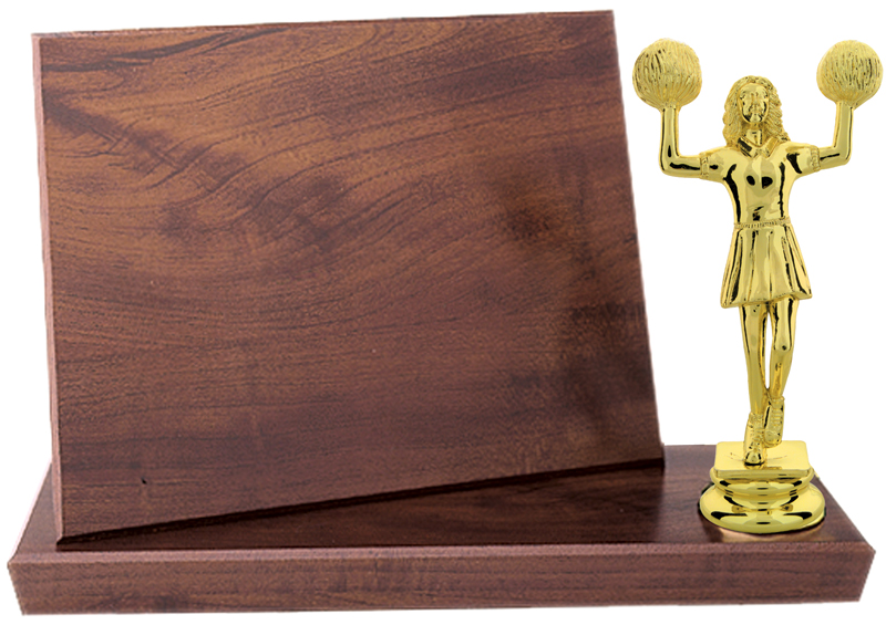 Blank Stand-up Plaques Cherry